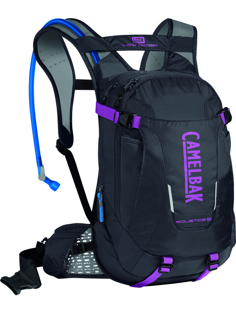 CamelBak Solstice LR 10 Trinkrucksack Charcoal/Light Purple